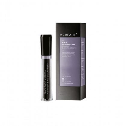 Black Nano Mascara Nutrition & Natural Growth